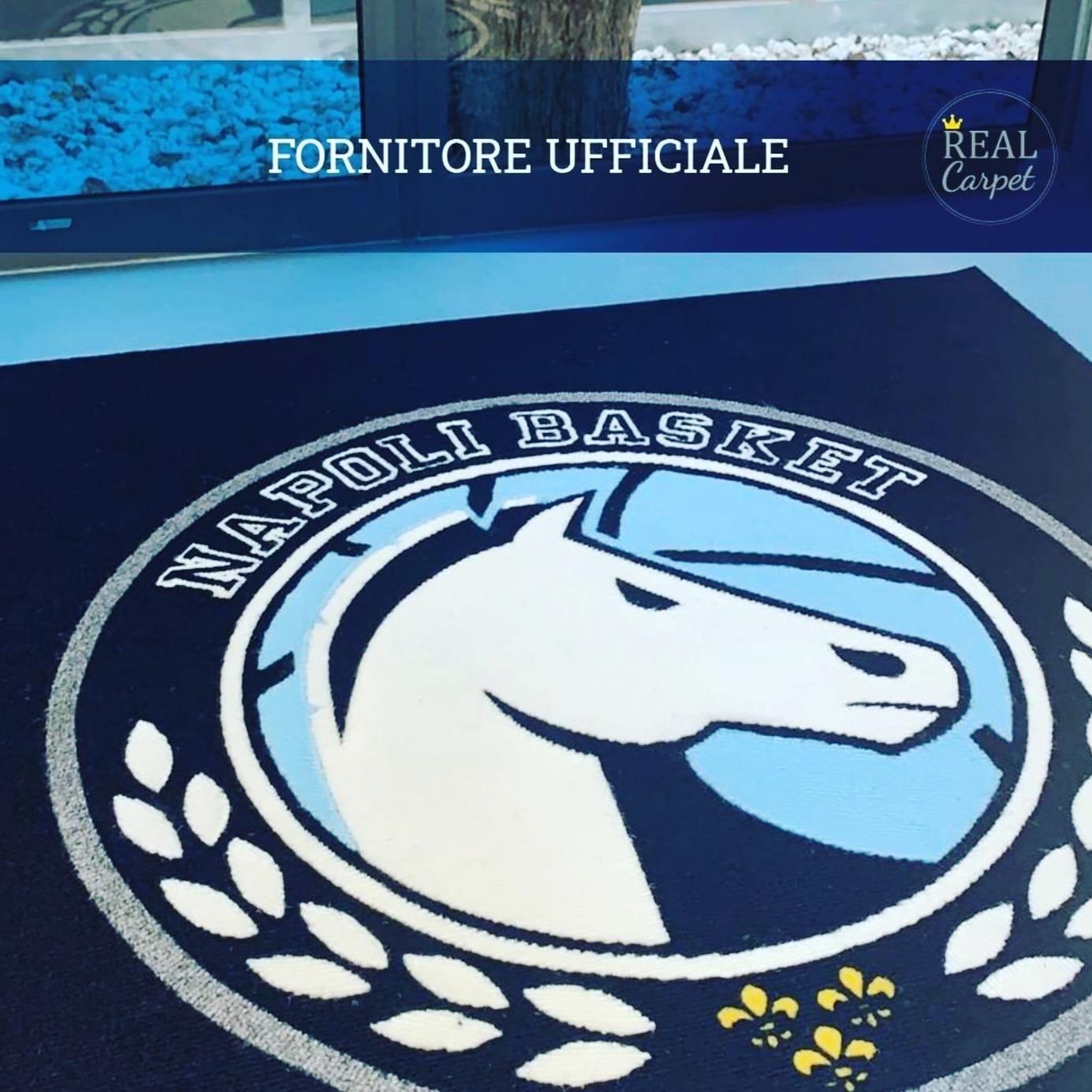 Fornitore ufficiale Basket Napoli
